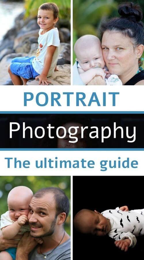 Portrait photos my best advice