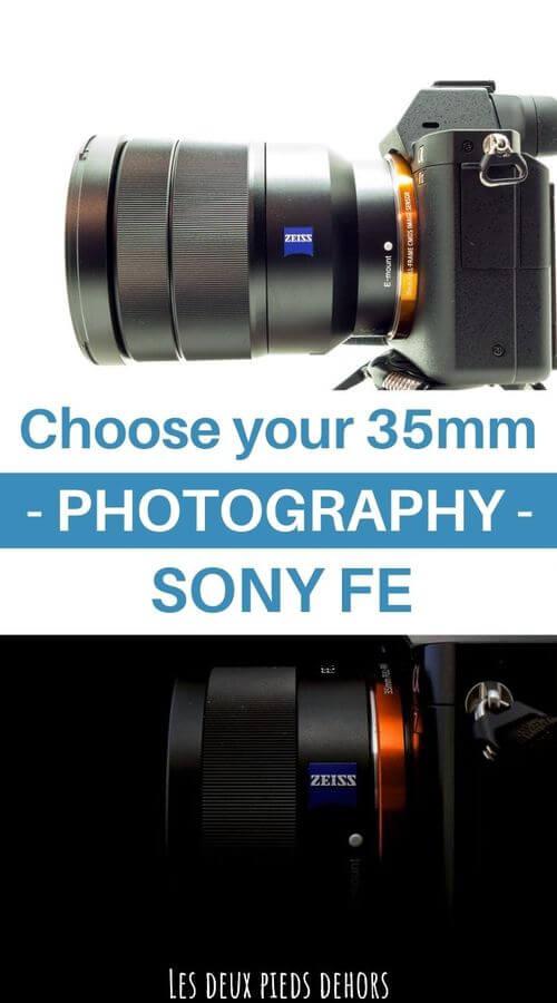 The best Sony 35mm lenses
