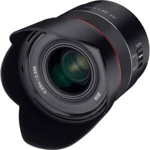 4.Samyang 35mm f/1.8 FE AF