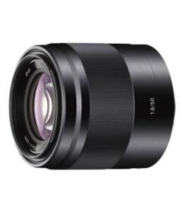 meilleur Sony 50mm f 1 8 OSS