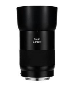 meilleur 50mm sony Zeiss Touit 50mm f 2 8 Macro