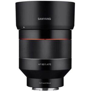 meilleur 85mm sony Samyang 85mm f 1 4 FE AF