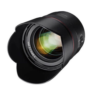 meilleur 85mm sony Samyang 75mm f 1 8 FE AF