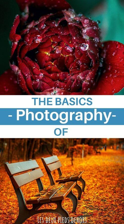 Begin in photography