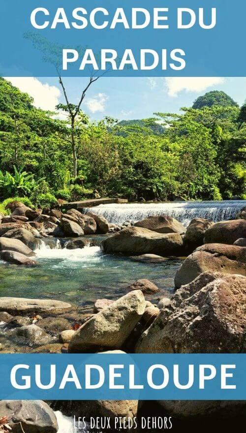 cascade paradis