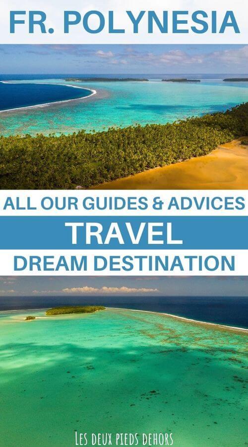 Organize your travel to Polynesia