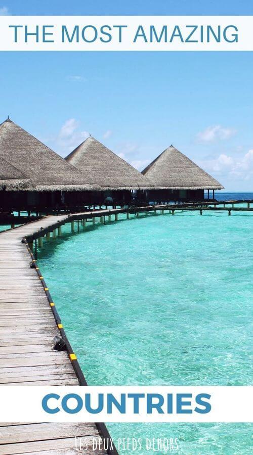 dream destination around the world