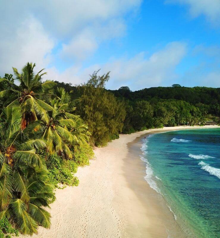 Voyager dans l'archipel des seychelles